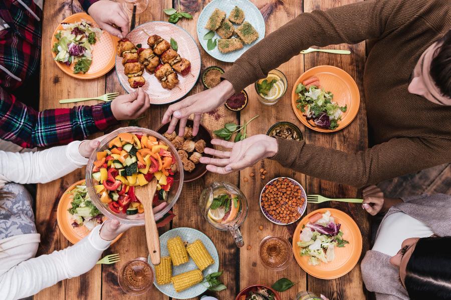 Правильное питание: полноценный обед