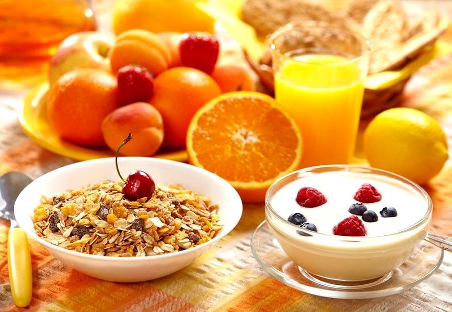 Правильный завтрак для похудения: меню на каждый день и рецепты блюд