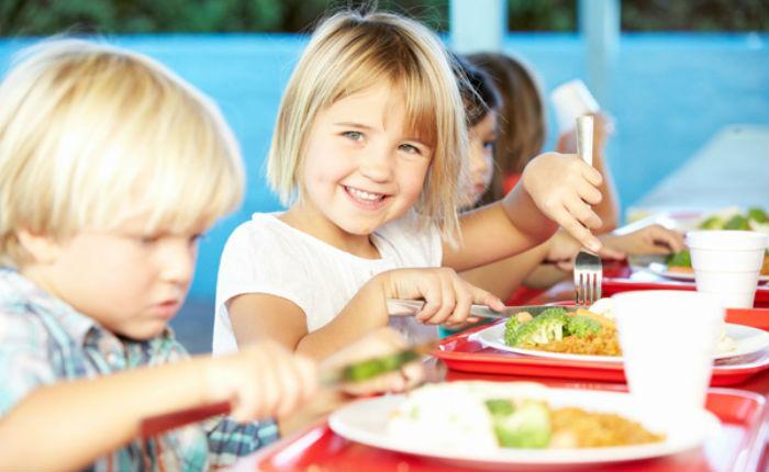 полезная пища младших школьников
