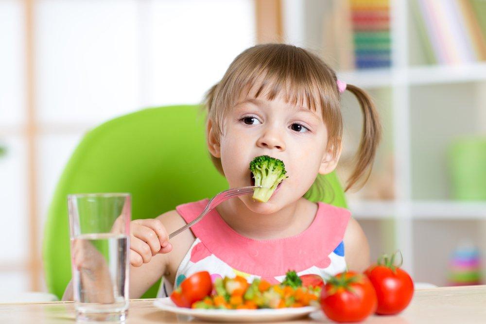 правильная пища для детей