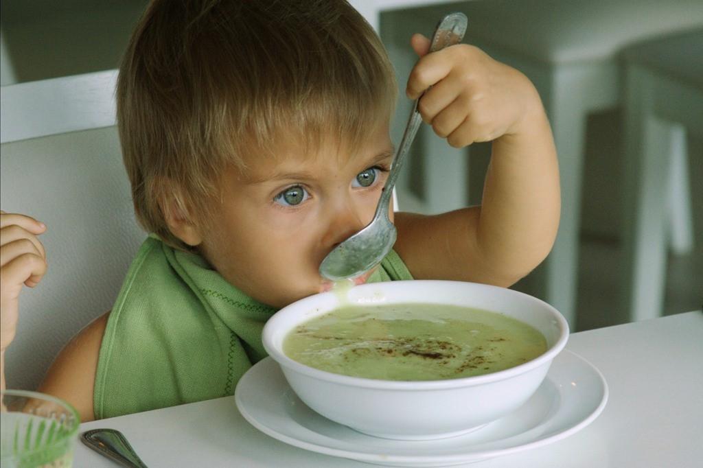 суп для ребенка 2 лет