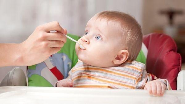 введение прикорма для малыша