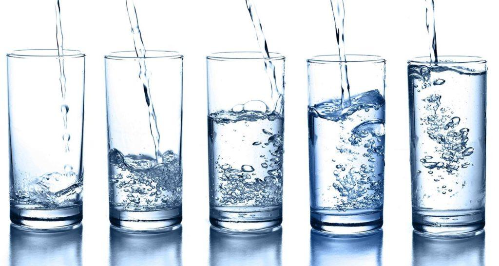 необходимо пить много воды