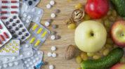 таблетки и еда