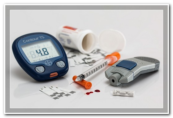 глюкометр и инсулин