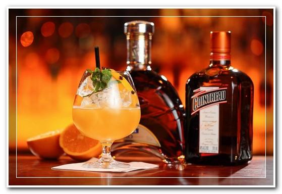 сладкие и алкогольные напитки